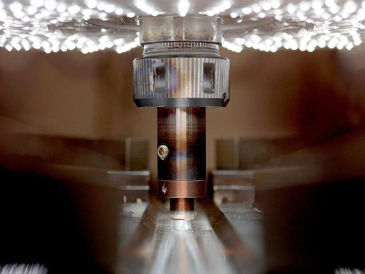 friction welding head